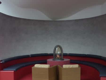 Innenraumgestaltung - Gestaltung der Innenräume