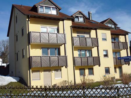 Mehrfamilienhäuser - Gebäudesanierung, Gebäuderenovierung, Gebäudepflege