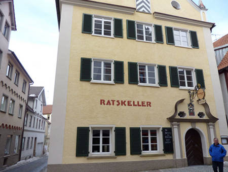 Öffentliche Gebäude - malern und beschriften